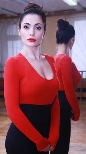 Виктория ПОЛТОРАК (Лариса)